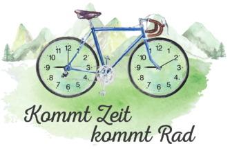 Kommt Zeit kommt Rad - Logo